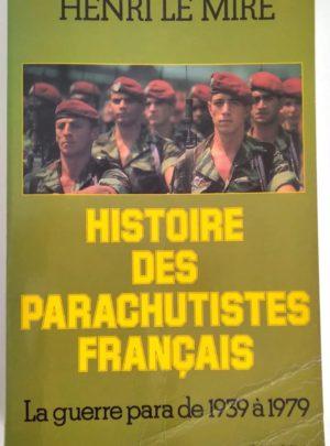 histoire-parachutistes-français-1939-1979