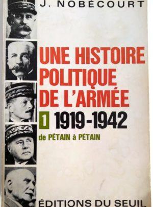 histoire-politique-armee-1919-1942-petain