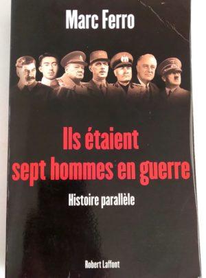 ferro-sept-hommes-guerre