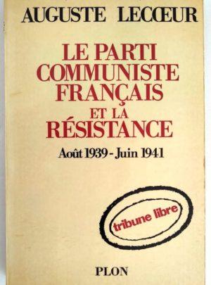 lecoeur-parti-communiste-resistance
